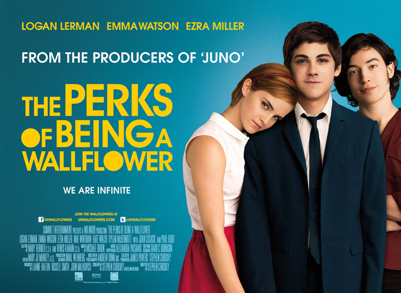 The Perks of Being a Wallflower Clip