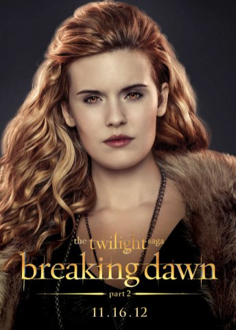 The Twilight Saga Breaking Dawn - Part 2 poster 3