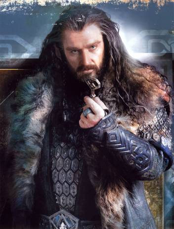 Richard Armitage in The Hobbit: An Unexpected Journey