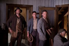 Tom Hardy, Shia LaBeouf & Jason Clarke in Lawless