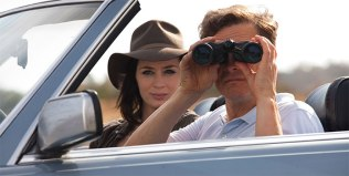 Emily Blunt and Colin Firth in Arthur Newman