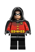 LEGO - Marvel and DC Character (4)