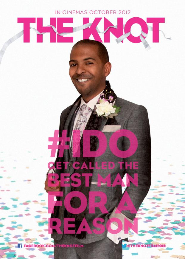 The Knot Poster Noel Clarke