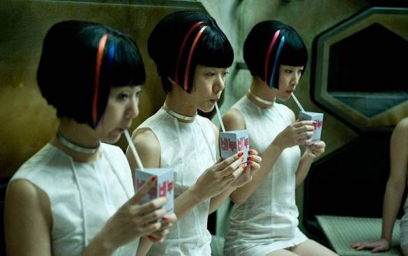 Doona Bae in Cloud Atlas
