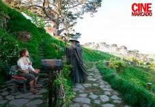 Martin Freeman and Ian McKellen in The Hobbit: An Unexpected Journey