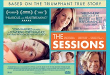 The Sessions Quad Poster