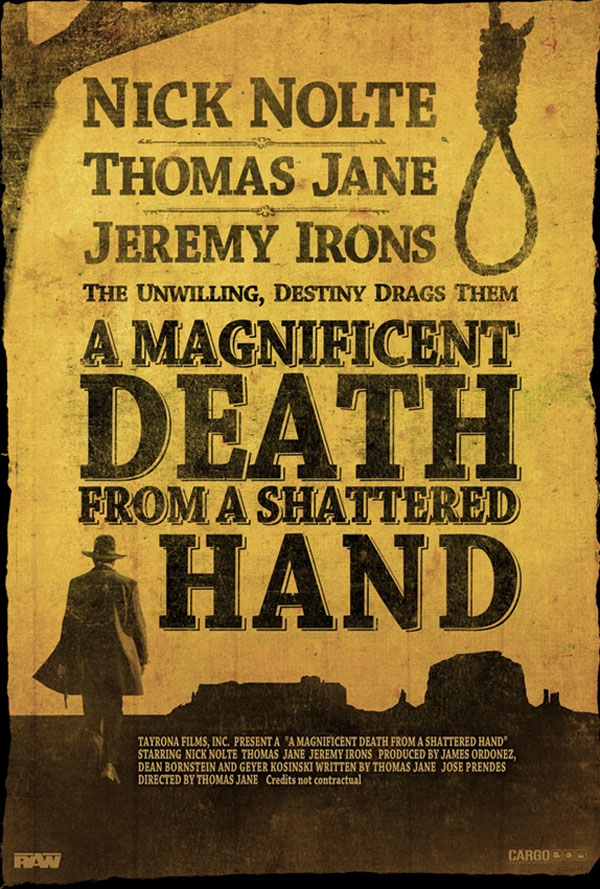 A-Magnificent-Death-from-a-Shattered-Hand-Promo-Poster