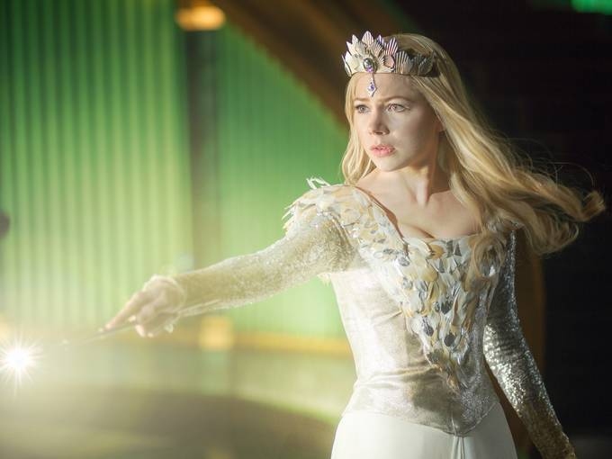 Michelle Williams in Oz: The Great and Powerful