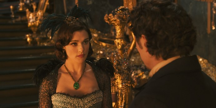 Rachel Weisz and James Franco in Oz: The Great and Powerful