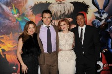 """""""Rise of the Guardians"""" UK Premiere with Talent and Filmmakers"""