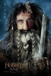 The Hobbit: An Unexpected Journey Character Poster – Bifur