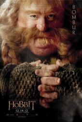 The Hobbit: An Unexpected Journey Character Poster – Bombur