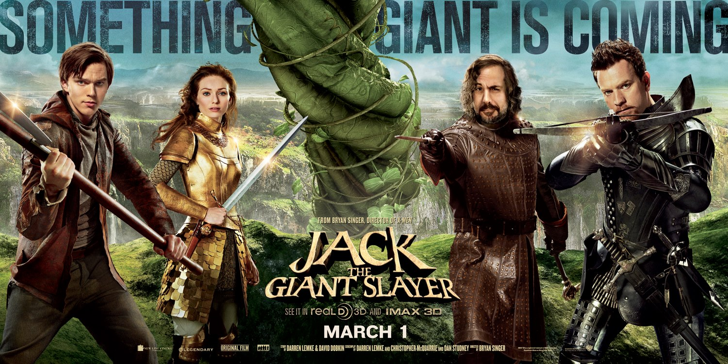 Jack the Giant Slayer TV Spot – 'The Legends are True'