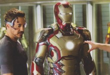 Robert Downey, Jr. in - Iron Man 3