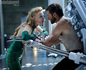 Svetlana-Khodchenkova-and-Hugh-Jackman-in-The-Wolverine
