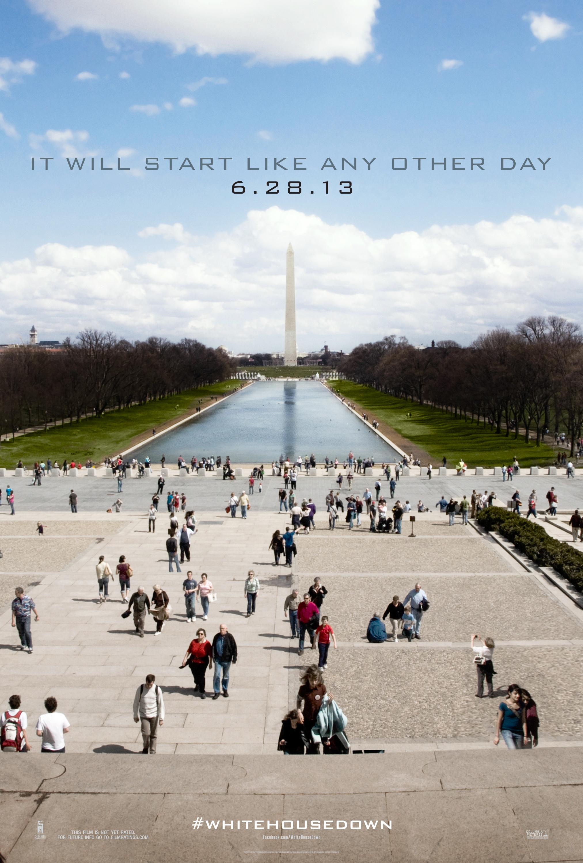 White-House-Down-Teaser-Poster