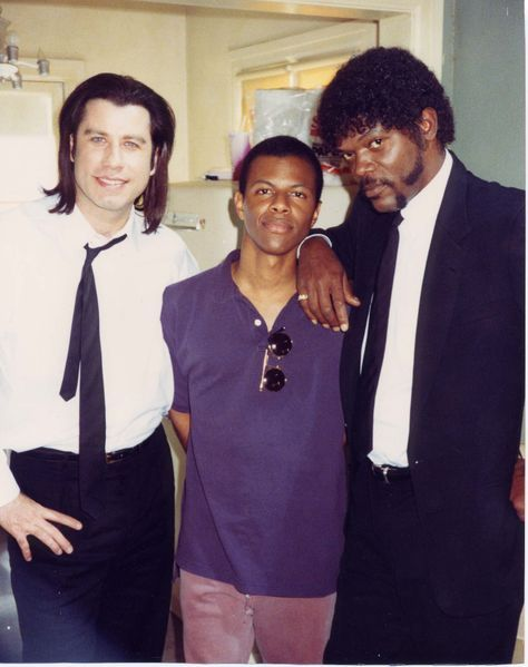 Pulp Fiction Behind the Scenes