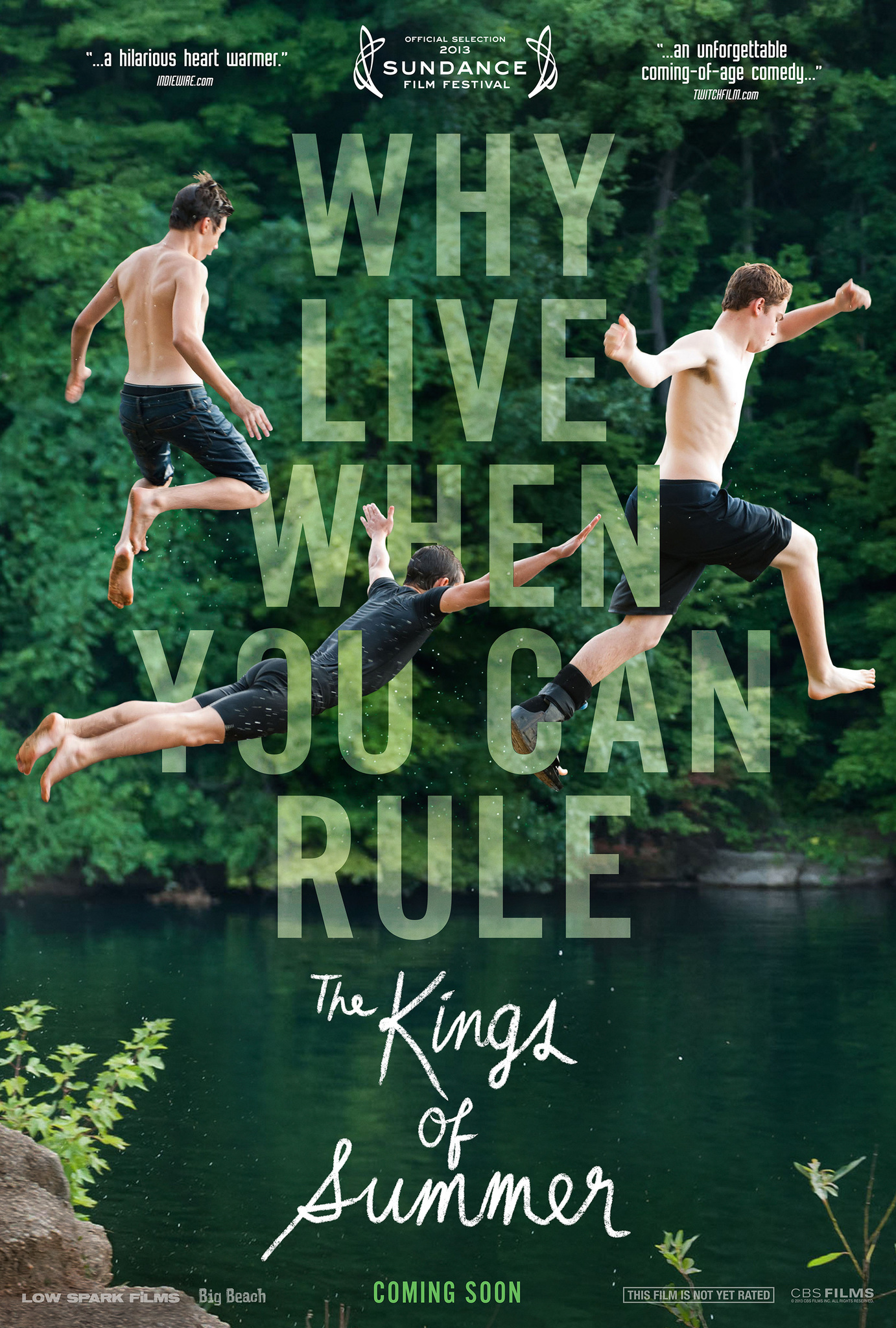 The Kings of Summer Red-Band Trailer