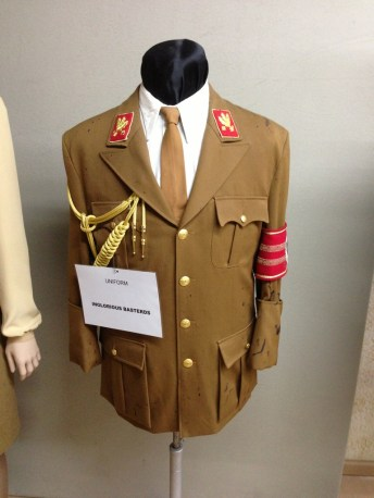 Inglourios Basterds Uniform