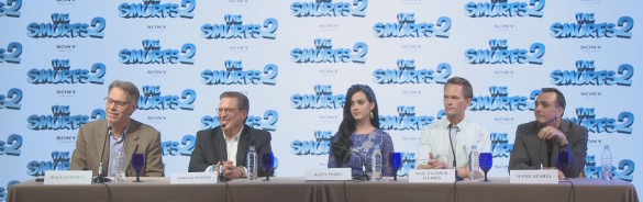 The-Smurfs-2-Press-Conference