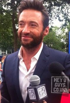 Hugh Jackman - The Wolverine Premiere