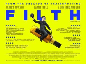 Filth-UK-Quad-Poster-Alternate-Whiskey