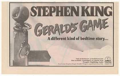 Geralds Game