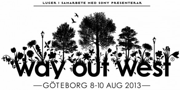 Way Out West 2013 Logo