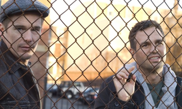 What Doesn't Kill You movie image Ethan Hawke and Mark Ruffalo
