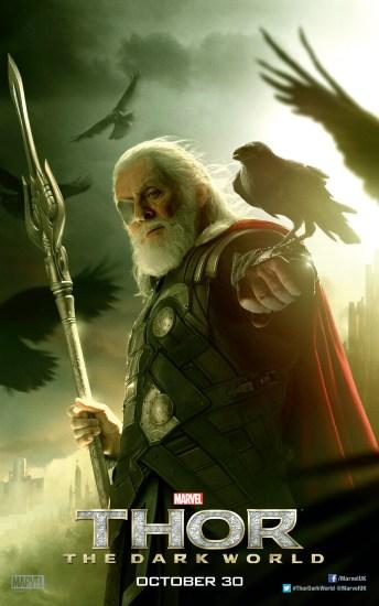 Thor:-The-Dark-World-Poster-Odin