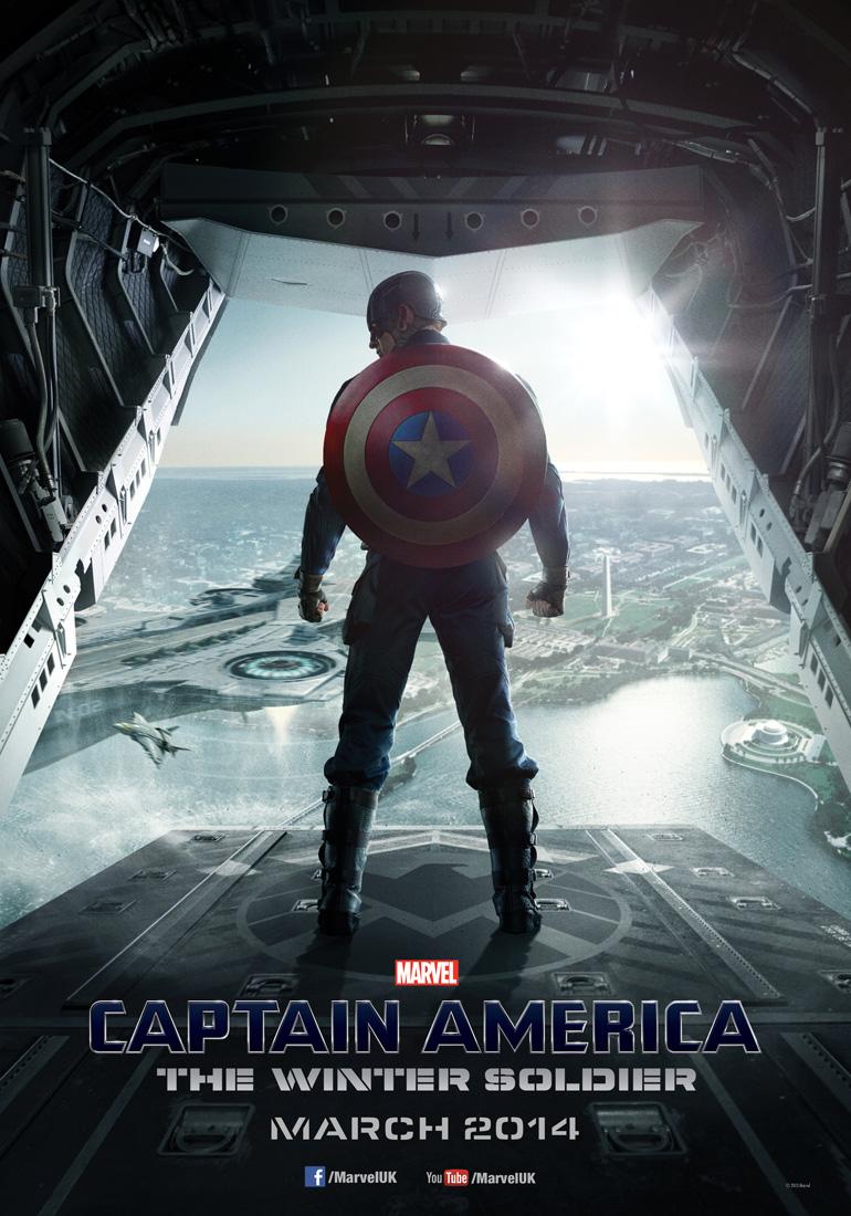 Captain-America:-The-Winter-Soldier-UK-Teaser-Poste