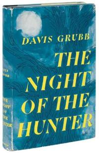 NightOfTheHunter book