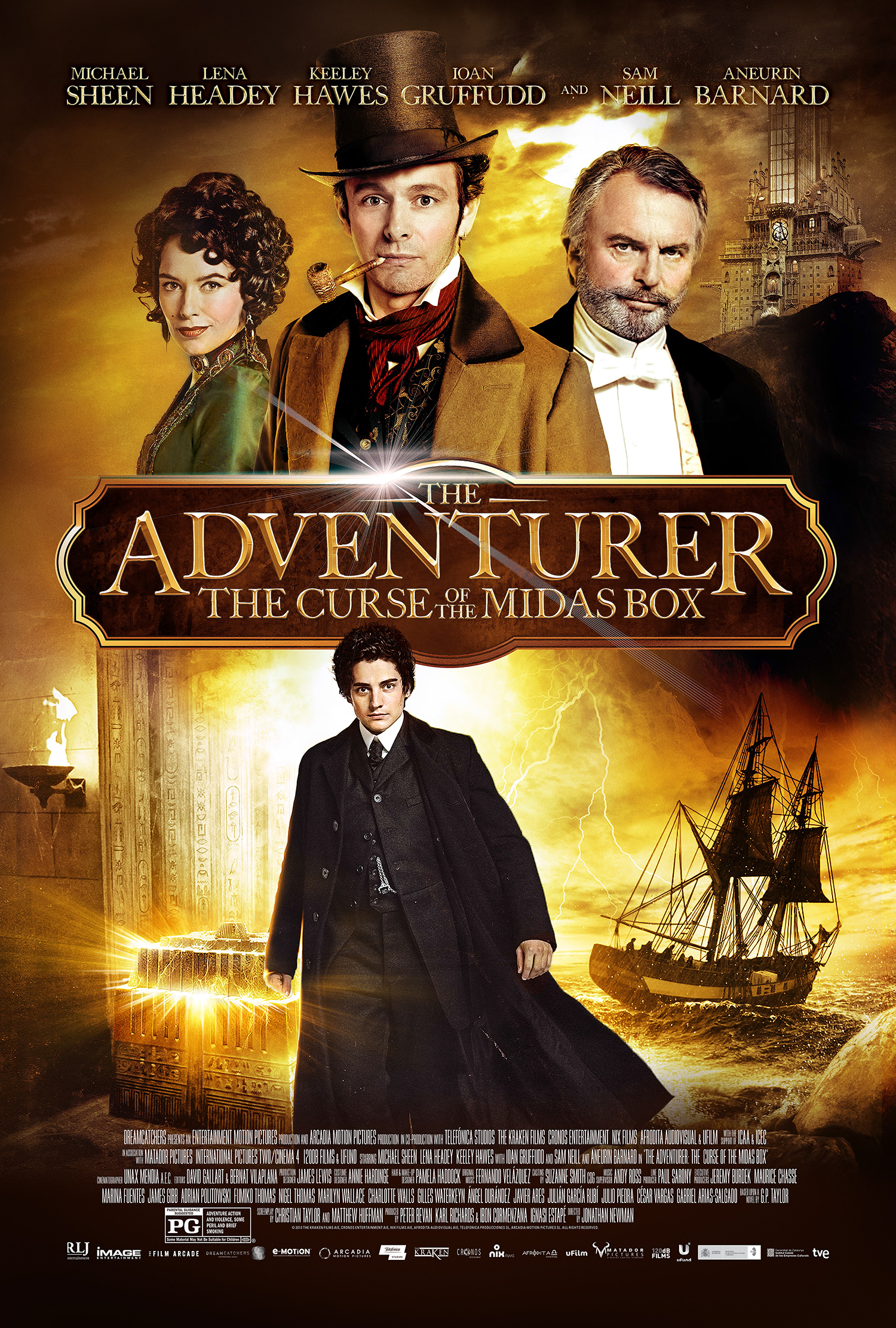 The-Adventurer:-The-Curse-of-the-Midas-Box-Poster