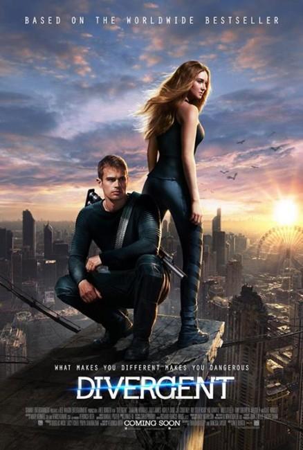 Divergent UK Poster