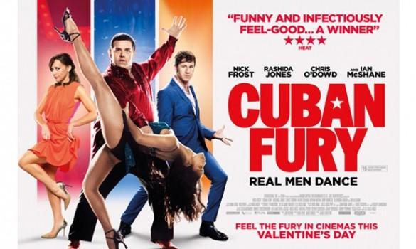 Cuban-Fury-UK-Quad-Poster