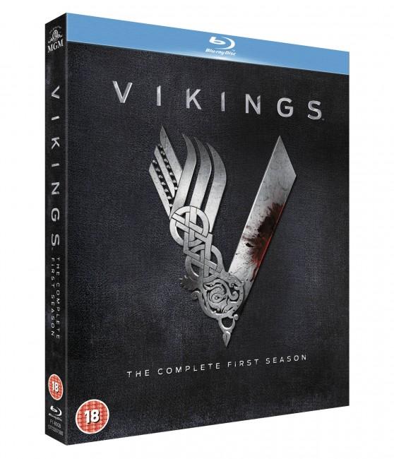 Vikings Blu-ray