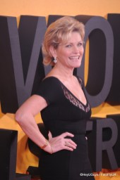Fiona Fullerton at The Wolf of Wall Street Premiere