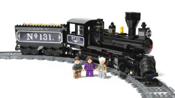 Locomotive 131 Back to the Future