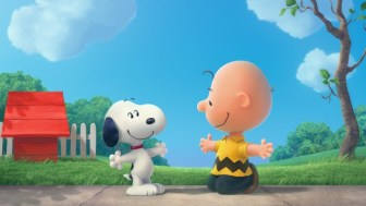 Snoopy and Charlie Brown the Movie