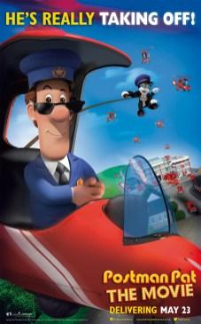 Postman Pat: The Movie Poster