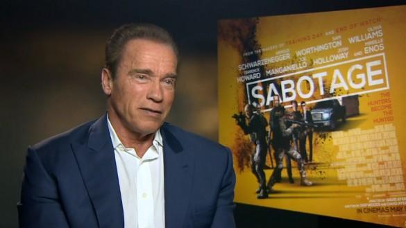Arnie - Sabotage