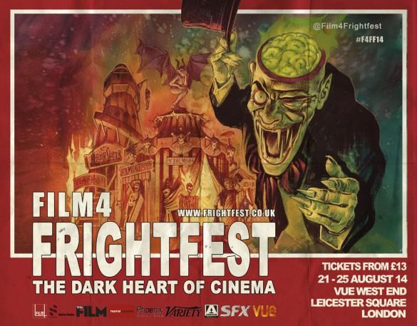 Frightfest 2014 poster
