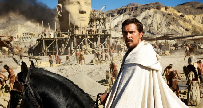 Exodus: Gods and Kings Teaser Trailer