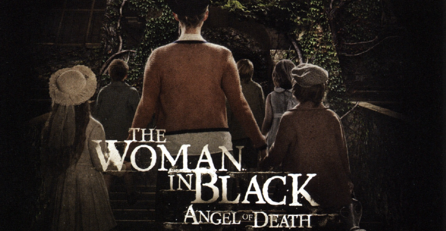 The-Woman-in-Black-Angel-of-Death-Promo-Banner