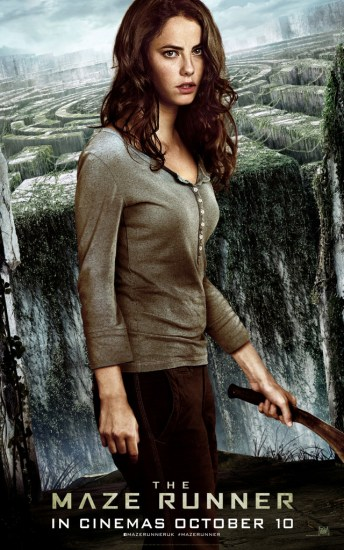 The Maze Runner Character Banners (4)
