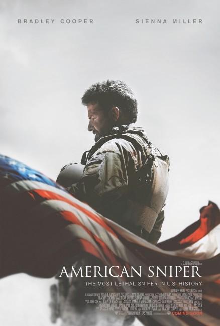 American Sniper UK Poster