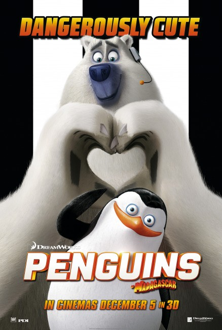Penguins of Madagascar PrivatePoster