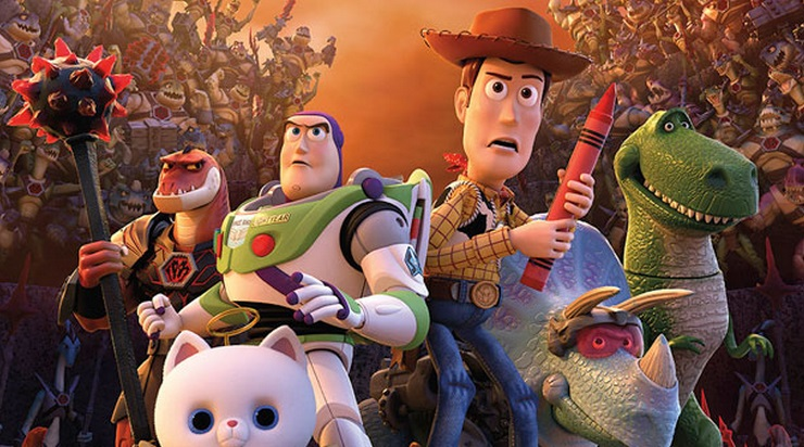 first poster for upcoming pixar christmas special toy story that time forgot - Toy Story Christmas Special