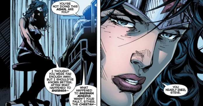 Wonder Woman Steve
