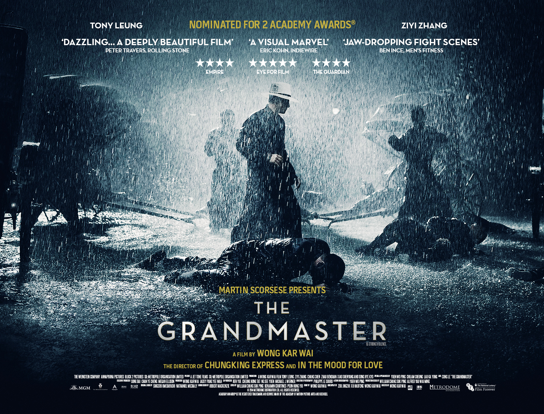 The grandmaster trailer exclusive trailer and poster for the grandmaster voltagebd Choice Image
